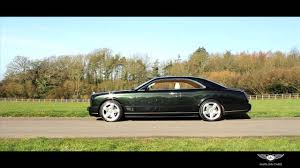 bentley brooklands 2013 bentley brooklands marlow cars youtube