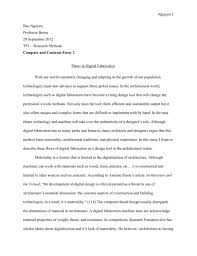 Famous Phd Thesis Admission Essay