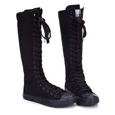 womens knee high boots sale best 25 knee high converse ideas on converse boots