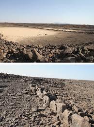 stone desert hundreds of mysterious stone gates found in saudi arabia s desert