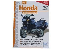 honda ntv deauville service manual with template images 40617