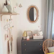 chambre enfant vintage visite d une chambre de bã bã fille deco trendy a t e l i r bébé