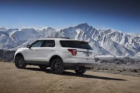 Ford Explorer Sport - gen x in love with the ford explorer sport says survey