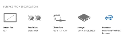 amazon surface book black friday amazon com microsoft surface pro 4 256 gb 8 gb ram intel core
