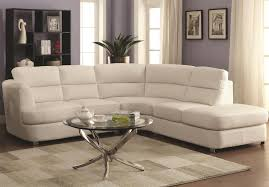 white leather sectional sofa with chaise furniture modern minimalist large leather sectional sofa with