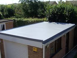 garage the flat roof of a building hidden roof house designs