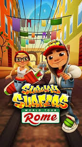 subway surfers apk subway surfers world tour rome for android free subway