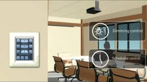 legrand smart home lighting management scenarios youtube
