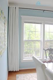 Short Window Curtains by Bamboo Window Treatments Large For Panoramic