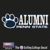 penn state alumni sticker penn state nittany lions shop shop for penn state nittany lions