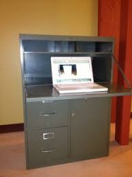 metal desk with file cabinet metal file cabinet desk home design ideas