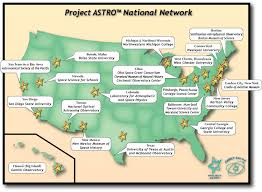 Smithsonian Map Project Astro National Network Astronomical Society
