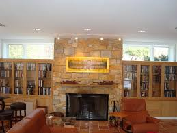 Find  Dashing Family Room References Builtin Bookcase Built - Family room entertainment