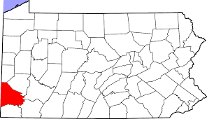 Where Is Washington On A Map by Cross Creek Pennsylvania Wikipedia