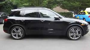 porsche cayenne matte grey 2012 porsche cayenne black stock 60 6360 walk around youtube