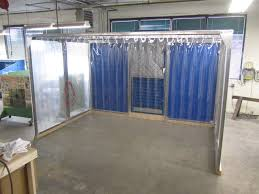 photo booth enclosure dust booths walk in filter booth dust collector