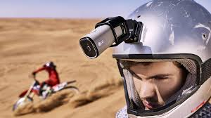 motocross helmet cam lg introduces action cam with live lte streaming cinema5d