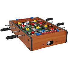 20 in 1 game table sunnydaze 20 tabletop foosball game table game tables