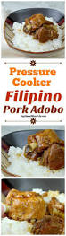 pressure cooker pork adobo jays sweet n sour life