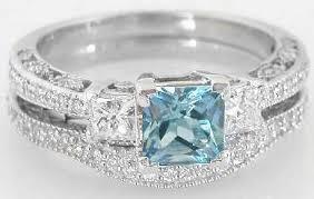 marine wedding rings aqua marine jewelers weddingbee