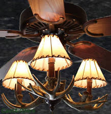 Lodge Ceiling Fans With Lights Lodge Ceiling Fans Ebay