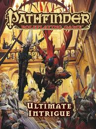 Urban Grace Pathfinder by Pzo1134 Ultimate Intrigue 1st Printing D20 System Fantasy