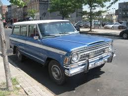 jeep wagoneer white 1973 jeep wagoneer 1973 jeep wagoneer brooklyn ny 31 augu
