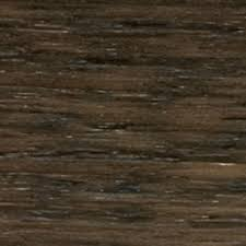 andersen a series interior color sample in espresso stain on oak