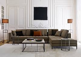 modern furnishing from bb italia matching sofa coffee and side