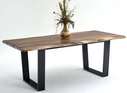 Dining Room Furniture Nyc Live Edge Dining Table New York Live Edge Dining Table Live Edge