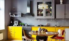 meuble cuisine jaune meuble cuisine jaune 100 images meuble cuisine four meuble