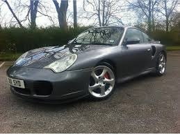 used porsche 911 uk used porsche 911 2003 petrol turbo 2dr tiptronic s coupe grey with