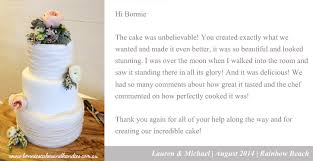 testimonials bonnie u0027s cakes u0026 kandies