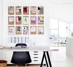 afficher sur le bureau 10 idées déco pour afficher ses photos avec originalité