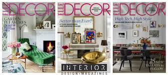 how to decorate like a pro with the interior design magazines
