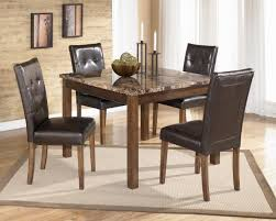 ashley furniture kitchen table and chairs theo 5 piece square