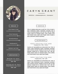 Resume Doc Template One Of Our Many Modern Resume Templates Resume Templates