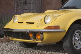 1973 opel cars a gm opel gt drives like a phoenix wsj