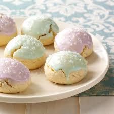 tender italian sugar cookies recipe taste of home