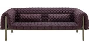 canapé ligne roset ruché sofas designer inga sempé ligne roset