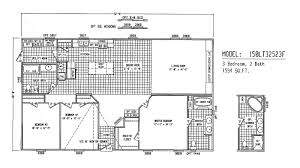 Double Wide Floor Plans Nc by Conrad Floor Plan Factory Expo Home Centers Home Floor Plans With