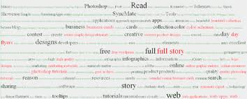 nine excellent yet free online word cloud generators