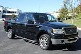 used 2006 ford f150 used 2006 ford f 150 lariat crew cab truck for sale in