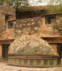 the mud house katchi kothi and anangpur faridabad by kamath