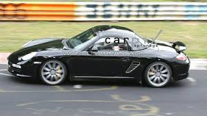 porsche boxster facelift porsche boxster facelift set to spawn an rs variant