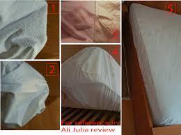 100 home design waterproof mattress pad reviews bedgear