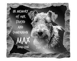 dog memorial pet memorials gravestones