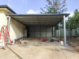 best ideas of 18 26 a frame enclosed carport garage for your