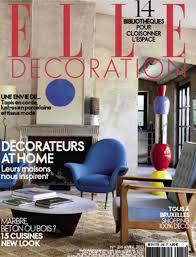 Deco Design Magazine Elle Deco France 01 Architectural Details Pinterest France