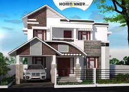 3 bhk home plan in 5 cent plot